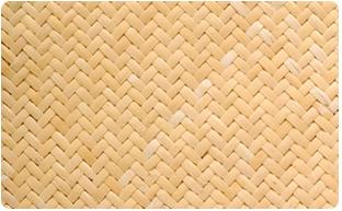 A grade herringbone rattan mat, 1.5x1.9meter, 1.8x 2meter