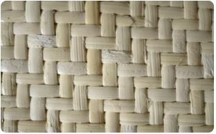 """A grade rattan mats made by machine 14"""" - 40"""""""