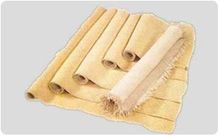 herringbone rattan mat