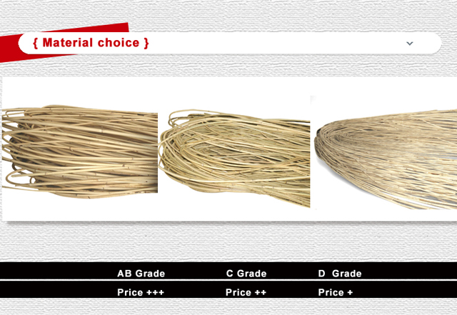 Suitable For The Rattan Manufacturers To Make And Wicker Furniture