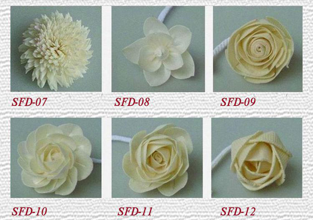 sola wood flower diffuser