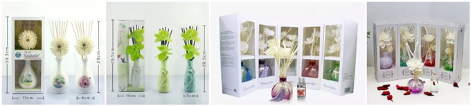rattan Perfume diffuser gifts 01