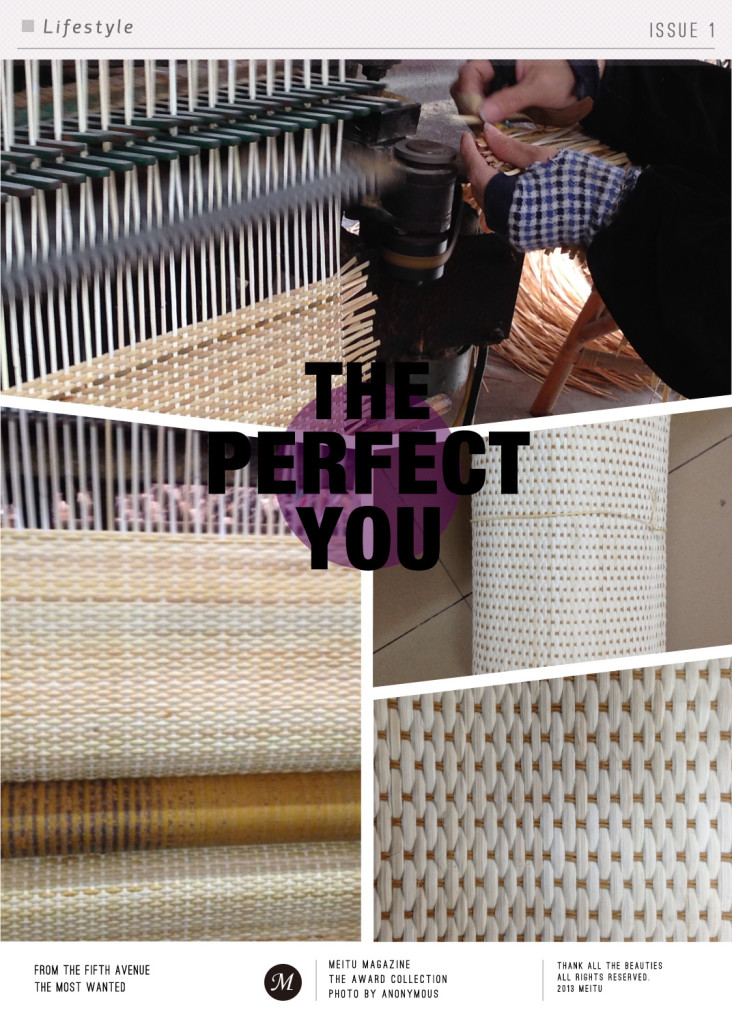 rattan cane webbing for project
