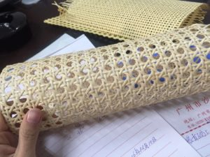 2017 Rattan Cane Webbing and 1/2 Open Webbing